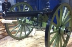 Replica US Civil War Cannon