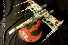 AMT Pro Shop X-Wing Fighter (40-Hour Build)