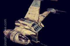 1/72nd Scale Star Wars B-Wing Fighter